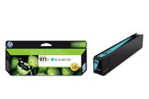 Мастила и глави за мастиленоструйни принтери » Мастило HP 971XL, Cyan