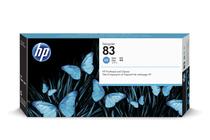 Мастила и глави за широкоформатни принтери » Глава HP 83, Cyan