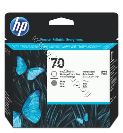 C9410A Глава HP 70, Gloss Enhancer + Gray