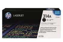 Тонер касети и тонери за цветни лазерни принтери » Тонер HP 314A за 2700/3000, Black (6.5K)