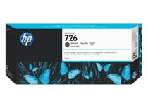 Мастила и глави за широкоформатни принтери » Мастило HP 726, Matte Black (300 ml)