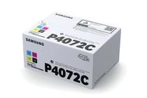 Тонер касети и тонери за цветни лазерни принтери Samsung » Тонер Samsung CLT-P4072C за CLP-320/CLX-3180 4-pack, 4 цвята (4.5K)