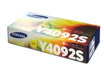 Тонер касети и тонери за цветни лазерни принтери Samsung » Тонер Samsung CLT-Y4092S за CLP-310/CLX-3170, Yellow (1K)