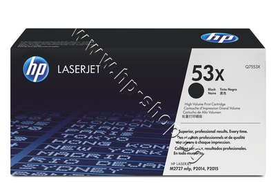 Q7553X Тонер HP 53X за P2014/P2015/M2727 (7K)