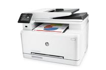 Лазерни многофункционални устройства (принтери) » Принтер HP Color LaserJet Pro M277n mfp