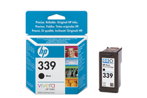 Мастила и глави за мастиленоструйни принтери » Касета HP 339, Black