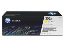 Тонер касети и тонери за цветни лазерни принтери » Тонер HP 305A за M375/M451/M475, Yellow (2.6K)