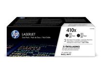 Тонер касети и тонери за цветни лазерни принтери » Тонер HP 410X за M377/M452/M477 2-pack, Black (2x6.5K)