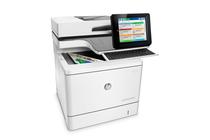 Лазерни многофункционални устройства (принтери) » Принтер HP Color LaserJet Enterprise M577c mfp