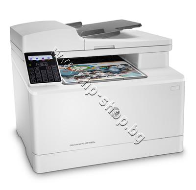 7KW56A Принтер HP Color LaserJet Pro M183fw mfp