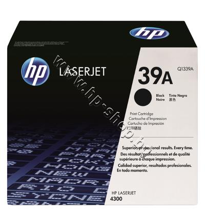 Q1339A Тонер HP 39A за 4300 (18K)