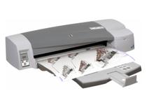 Широкоформатни принтери и плотери » Плотер HP DesignJet 111 (Tray)