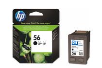 Мастила и глави за мастиленоструйни принтери » Касета HP 56, Black