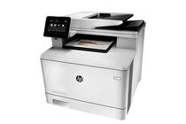 Лазерни многофункционални устройства (принтери) » Принтер HP Color LaserJet Pro M477fnw mfp