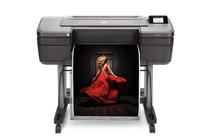 Широкоформатни принтери и плотери » Плотер HP DesignJet Z9+ ps (61cm)