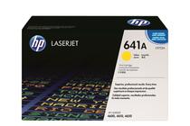 Тонер касети и тонери за цветни лазерни принтери » Тонер HP 641A за 4600/4650, Yellow (8K)