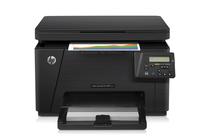 Лазерни многофункционални устройства (принтери) » Принтер HP Color LaserJet Pro M176n mfp