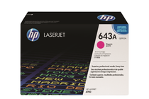 Тонер касети и тонери за цветни лазерни принтери » Тонер HP 643A за 4700, Magenta (10K)