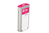 Мастила и глави за широкоформатни принтери » Мастило HP 730, Magenta (130 ml)