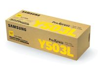 Тонер касети и тонери за цветни лазерни принтери Samsung » Тонер Samsung CLT-Y503L за SL-C3010/C3060, Yellow (5K)