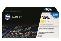 Тонер касети и тонери за цветни лазерни принтери » Тонер HP 309A за 3500/3550, Yellow (4K)