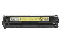 Тонер касети и тонери за цветни лазерни принтери » Тонер HP 131A за M251/M276, Yellow (1.8K)
