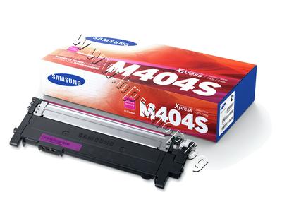 SU234A Тонер Samsung CLT-M404S за SL-C430/C480, Magenta (1K)