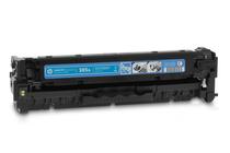 Тонер касети и тонери за цветни лазерни принтери » Тонер HP 305A за M375/M451/M475, Cyan (2.6K)