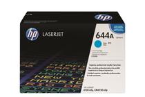 Тонер касети и тонери за цветни лазерни принтери » Тонер HP 644A за 4730/CM4730, Cyan (12K)
