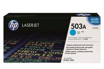 Тонер касети и тонери за цветни лазерни принтери » Тонер HP 503A за CP3505/3800, Cyan (6K)