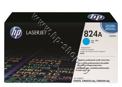 CB385A Барабан HP 824A за CP6015/CM6030, Cyan (35K)