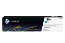 Тонер касети и тонери за цветни лазерни принтери » Тонер HP 130A за M176/M177, Cyan (1K)