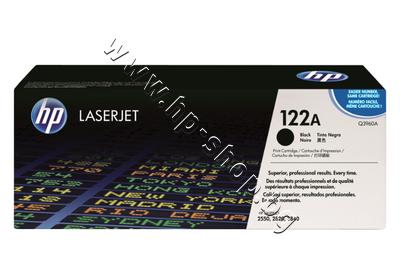 Q3960A Тонер HP 122A за 2550/2800, Black (5K)
