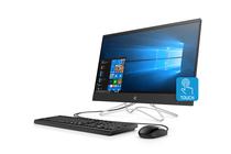 All-in-One компютри » Компютър HP 24-f0011nu AiO 8XH38EA