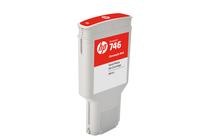 Мастила и глави за широкоформатни принтери » Мастило HP 746, Chromatic Red (300 ml)