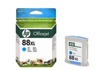 Мастила и глави за мастиленоструйни принтери » Мастило HP 88XL, Cyan