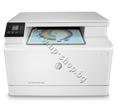7KW54A Принтер HP Color LaserJet Pro M182n mfp