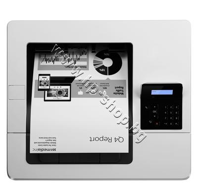 J8H61A Принтер HP LaserJet Pro M501dn