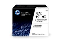Тонер касети и тонери за лазерни принтери » Тонер HP 87X за M501/M506/M527 2-pack (2x18K)
