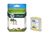 Мастила и глави за мастиленоструйни принтери » Мастило HP 88XL, Yellow