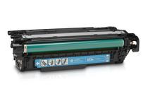 Тонер касети и тонери за цветни лазерни принтери » Тонер HP 653A за M680, Cyan (16.5K)