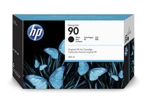 Мастила и глави за широкоформатни принтери » Мастило HP 90, Black (400 ml)