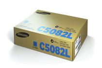 Тонер касети и тонери за цветни лазерни принтери Samsung » Тонер Samsung CLT-C5082L за CLP-620/670/CLX-6220, Cyan (4K)
