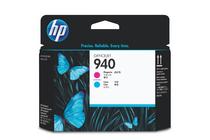 Мастила и глави за мастиленоструйни принтери » Глава HP 940, Magenta + Cyan
