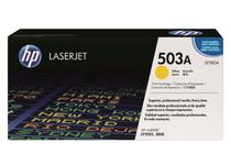 Тонер касети и тонери за цветни лазерни принтери » Тонер HP 503A за CP3505/3800, Yellow (6K)