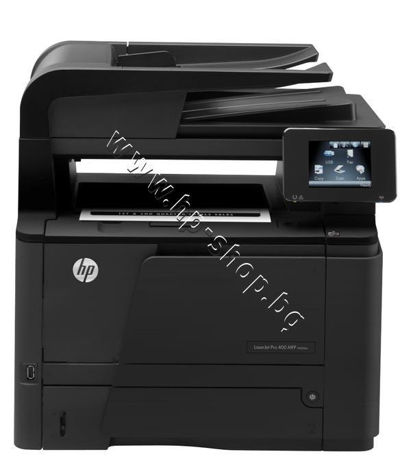 Изображения и снимки за Принтер HP LaserJet Pro M425dn mfp ...