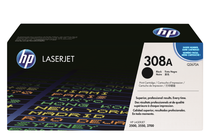 Тонер касети и тонери за цветни лазерни принтери » Тонер HP 308A за 3500/3550/3700, Black (6K)