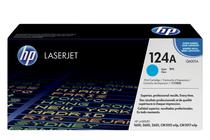 Тонер касети и тонери за цветни лазерни принтери » Тонер HP 124A за 1600/2600, Cyan (2K)