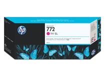 Мастила и глави за широкоформатни принтери » Мастило HP 772, Magenta (300 ml)