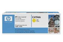Тонер касети и тонери за цветни лазерни принтери » Тонер HP за 4500/4550, Yellow (6K)